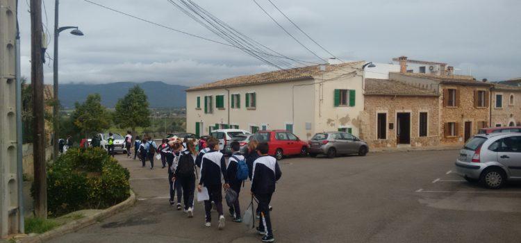 5è de primària visita l'Ajuntament de Marratxí