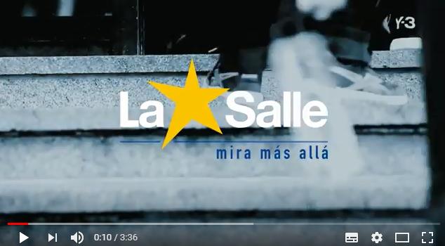 Somos camino-Somos la Salle ( canción oficial 2018-19)
