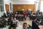 Chromebooks en la clase de lengua castellana