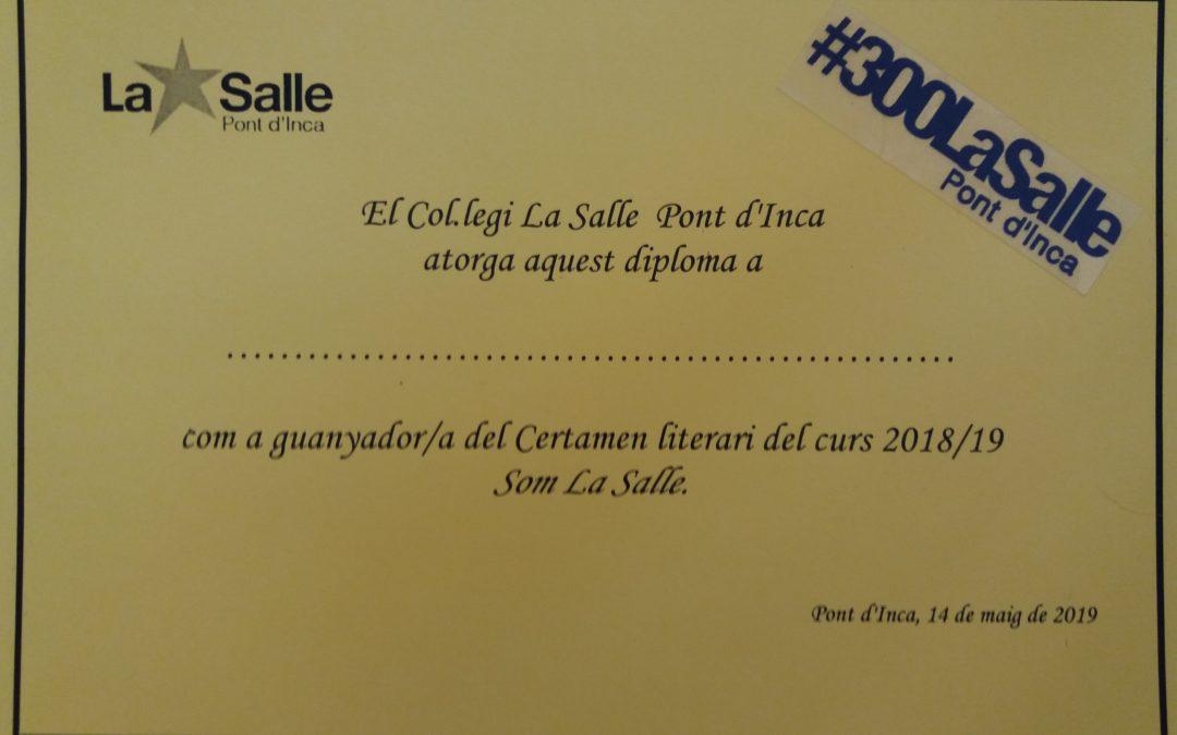 CARTES A SANT JOAN BAPTISTA DE LA SALLE