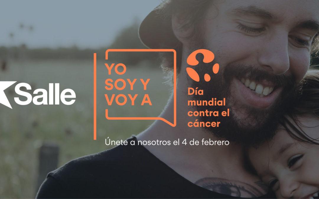 #DíaMundialcontraelCáncer #YoSoyYVoyA