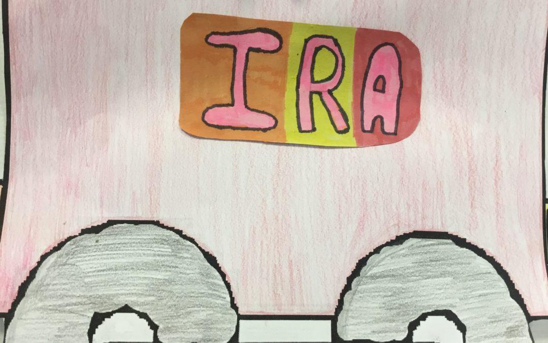 En 6º trabajamos la IRA