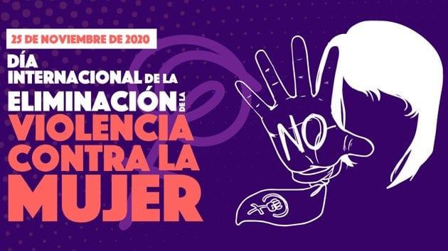25N Dia internacional de l'Eliminació de la Violència contra la Dona