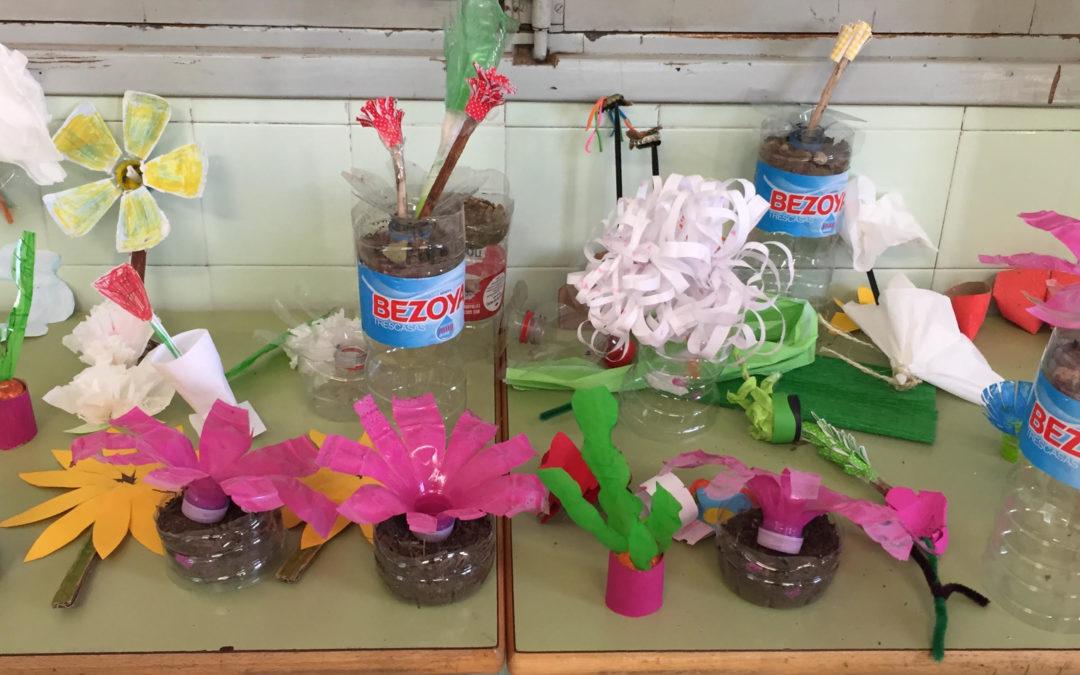 """""""Les plantes"""" pels alumnes de 4t de Primària"""