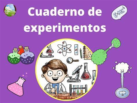 A 6è ENS ENCANTEN ELS EXPERIMENTS!!!!!